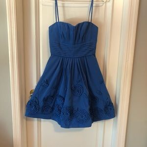 STRAPLESS homecoming/formal dress